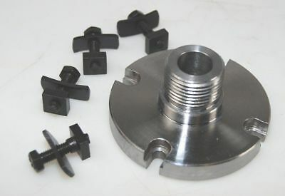 Chuck Adaptor For Boxford Chucks  Suits Rotary Tables Etc Ml7