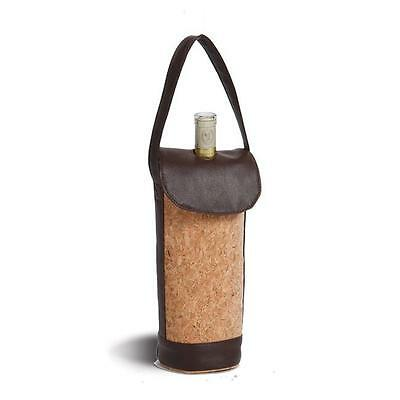Picnic Plus PSM-223CK Thermal insulated cork wine bottle holder Cork