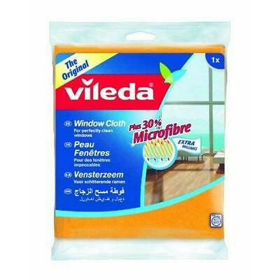 Vileda's Window and Glass Cloth - Leaves a streak free finish and Reusable