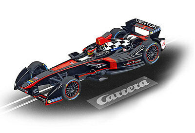 Carrera 27503 - Evolution Formula E Venturi Racing Nick Heidfeld No. 23 Auto NEU