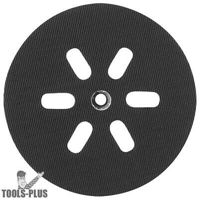 """Bosch Tools 6"""" Hook and Loop Medium Backing Pad Genuine Bosch RS6046 New"""