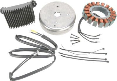 Cycle Electric - CE-84T-99 - 80 Series 50 Amp 3-Phase Alternator Kit 49-8419