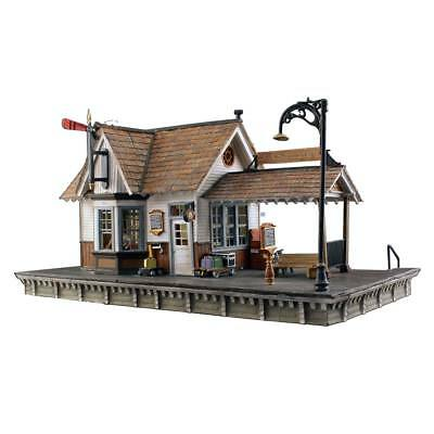 NEW Woodland Scenics The Depot N BR4942