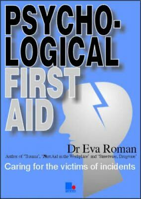 Psychological First Aid by Eva Roman (Paperback, 2005)