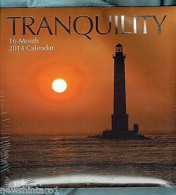 #t104.  2014  Tranquility Scenes Calendar