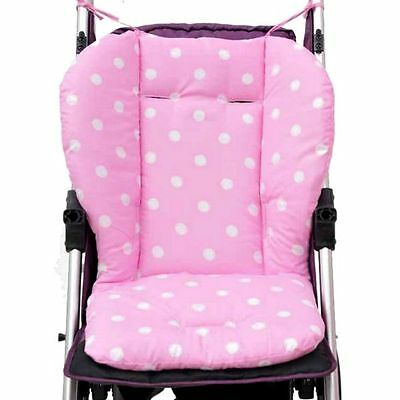 Thick  Baby Infant Stroller Car Seat Pushchair Cushion Cotton Cover Mat