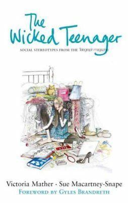 The Wicked Teenager: Social Stereotypes from the  Telegraph Magazine by...