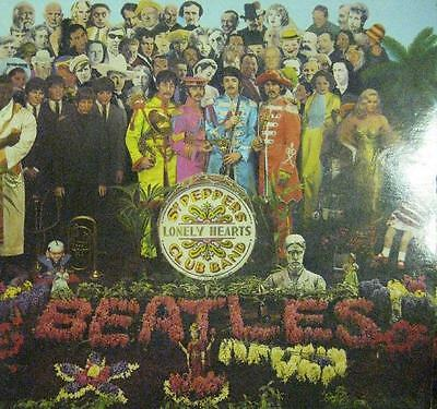 The Beatles(Vinyl LP Gatefold Reissue)Sgt. Peppers Lonely Hearts Club Band-Franc