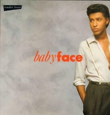 Babyface(Vinyl LP)Tender Lover-Solar-INT 146 020-Germany-1989-VG+/VG+