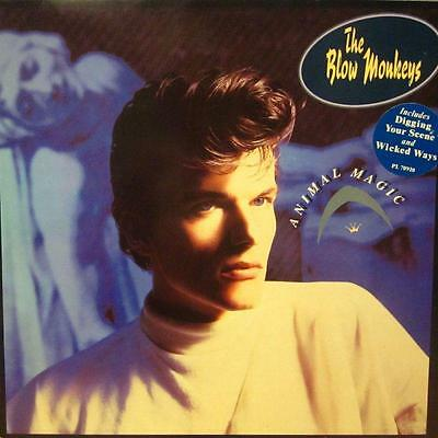 The Blow Monkeys(Vinyl LP)Animal Magic-RCA-PL 70910-Germany-Ex/NM
