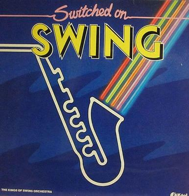 "Kings Of Swing(12""Vinyl)Switched on Swing-K Tel-ONE1166-UK-Ex/Ex"