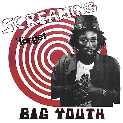 Big Youth(Vinyl LP)Screaming Target-Sunspot-SUNSPLP002-UK-M/M