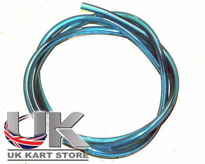 Premium Blue Fuel Pipe 5mm x 2 Metres - Best Quality