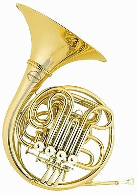 French Horn Double F/Bb, by Amadeus Lacquer Finish AMD17L