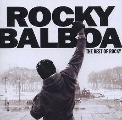 Rocky Balboa - The Best Of Rocky Cd New+