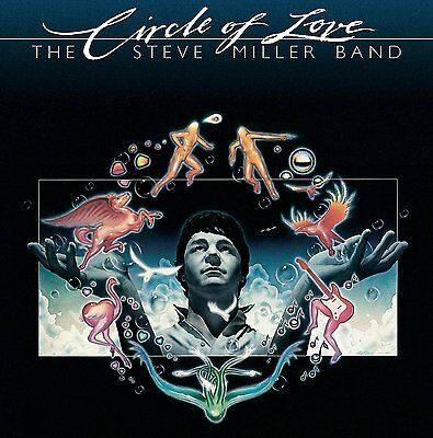 Steve Miller Band - Circle of Love (2015)  CD  NEW/SEALED Digipak  SPEEDYPOST