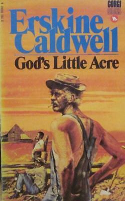 Erskine Caldwell(Paperback Book)God's Little Acre-Corgi-1933-VG