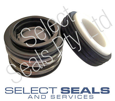 Davey Pump Pool Pump Mechanical Seals suits XP350 XP500H, 900H, XP700H 1/2' Pump