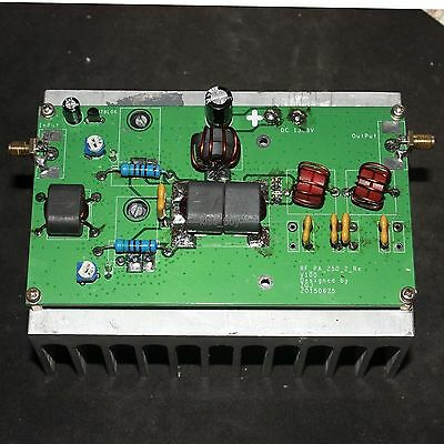 High Frequency 100W linear power amplifier DIY KITS for transceiver HF radio