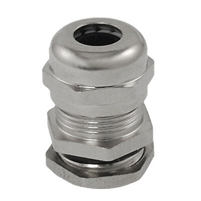 Waterproof Stainless Steel Thread Cable Gland Joint M16