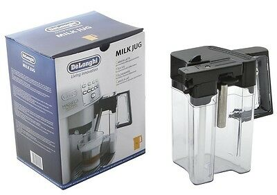 Delonghi Milk Frothing Jug 5513211621 For Esam3500 Fully Automatic In Heidelberg
