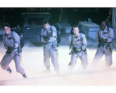 "Bill Murray, Dan Aykroyd, Harold Ramis [Ghostbusters] Glossy 8""x10"" 10""x8"" Photo"