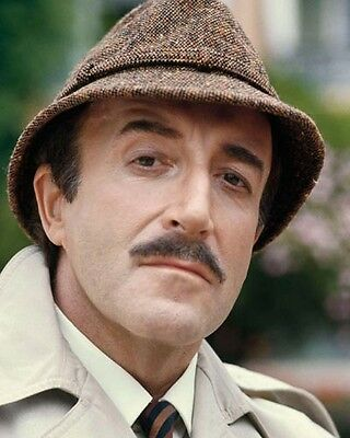 """Peter Sellers Inspector Clouseau [The Pink Panther] Glossy 8""""x10"""" 10""""x8"""" Photo"""