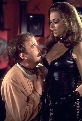 """Peter Sellers & Valerie Leon Clouseau Busty [Pink Panther] 8""""x10"""" 10""""x8"""" Photo"""