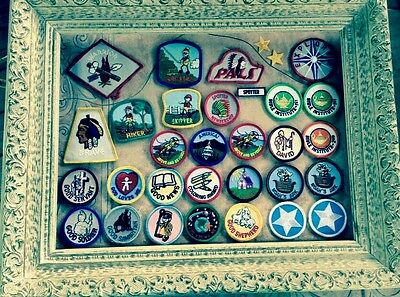 Huge Lot Of Awana Patches Club  Supplies Awards Sparks Pals Warrior Brave Stars