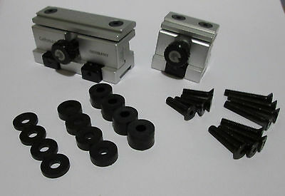 New Gehmann 839 Series Quick Adjustable High sight base / Riser block set