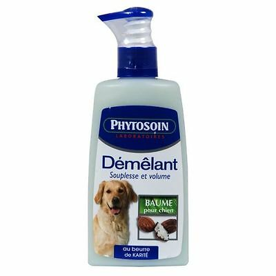 PHYTOSOIN beaume démelant chiens - PHYTOSOIN shampooing anti NEUF