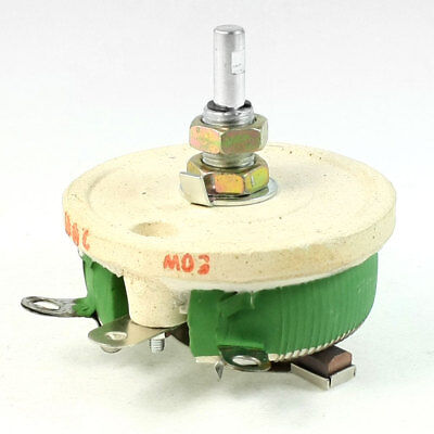 Motor Control 50W 20 Ohm C Shaped Ceramic Variable Resistor