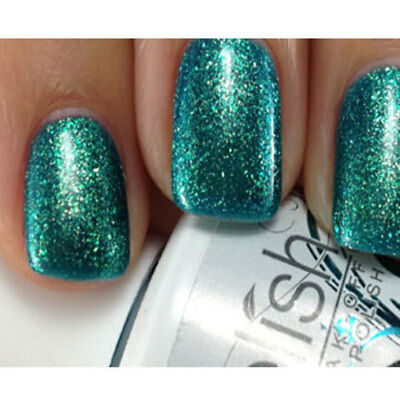Harmony Gelish Soak Off UV LED Gel Nail Polish Mint Icing 15ml