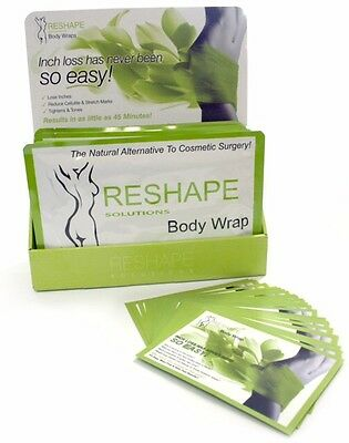6 Reshape Body Wraps You Can Lose Inches Easier Than You Ever Thought Possible