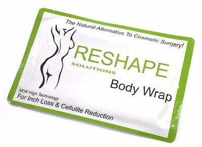 Body Wrap by Reshape You Can Lose Inches Easier Than You Ever Thought Possible