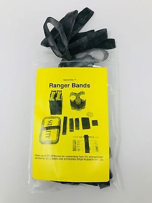 Ranger Bands 30 Large Made in the USA from EPDM Rubber Heavy Duty Survival Gear
