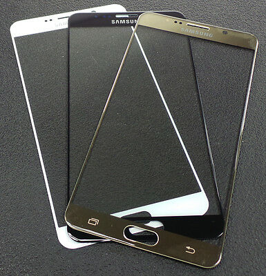 OEM Touch Screen Glass Lens Samsung Galaxy Note 5 V N920T N920P white/blue/gold