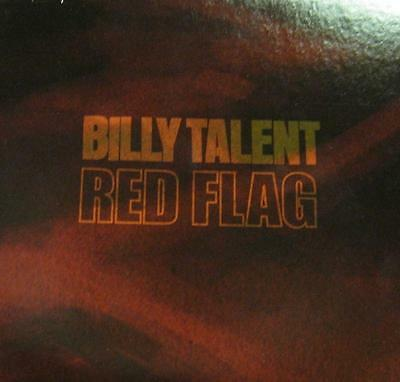 Billy Talent(CD Single)Red Flag-New