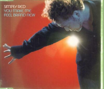 Simply Red(CD Single)You Make Me Feel Brand New CD 1-New