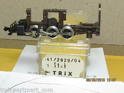 41/2929/04 Trix 0-6-0 Steam Base N Scale Factory Original Parts, Undecorated