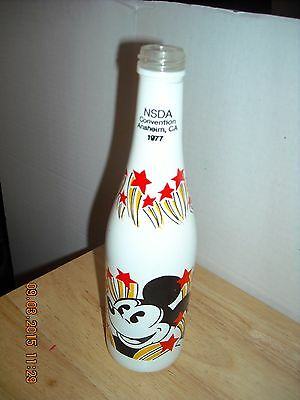 Collectible Nsda Convention 1977 Bottle