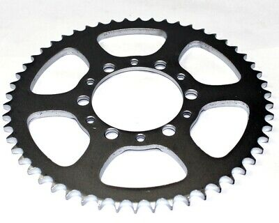 54T 428 Pitch Steel Sprocket Go Kart Karting Race Racing