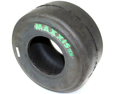 Maxxis TKM Slick New Age Green Label Front Tyre Only UK KART STORE