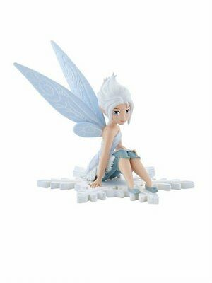 NEW Disney Periwinkle Winterfairy Figurine