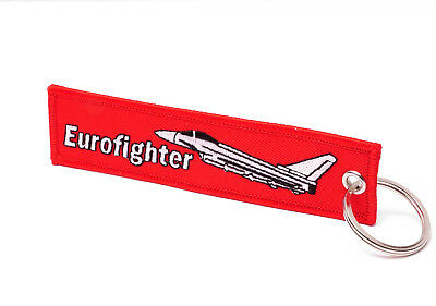REMOVE BEFORE FLIGHT - Eurofighter Typhoon (Jäger 90) - Schlüsselanhänger