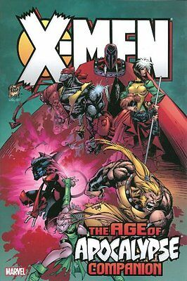 X-Men Age of Apocalypse Omnibus Companion Hardcover - Brand New & Sealed