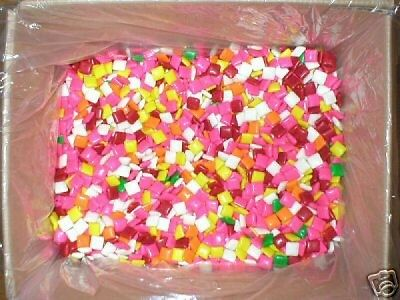 3Lb Assorted 1200 Chicle Chiclet Chicklet Gum Vending Machine Bulk Gumball Candy