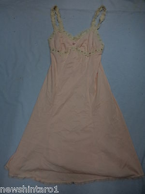 #Ff2. Retro Australian Made Lady's Slip, Size 12