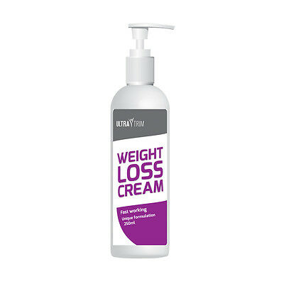Ultra Trim Weight Loss Cream – Lose Fat Fast Get Tight Toned Body Slimming