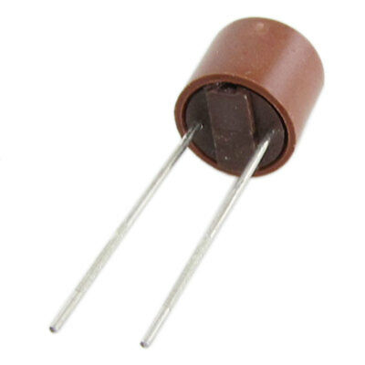 10x Radial Leads Slow Blow Miniature Micro Fuse T4 250V